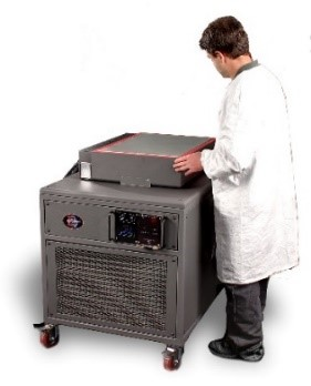 Sigma Systems Vacuum Thermal Test