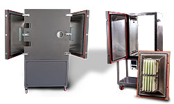 Sigma Systems dual door chamber