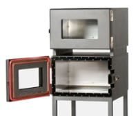 Sigma Systems thermal chamber windows