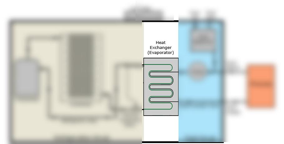 diagram - heat exchanger